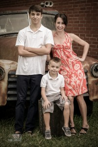 Family Photo Studio Houston
