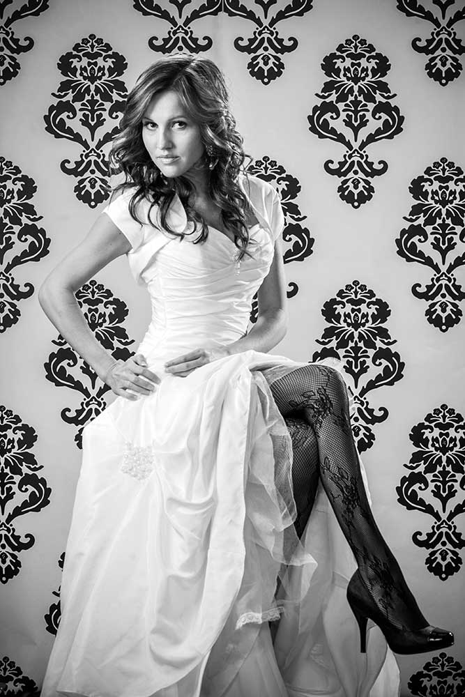 Studio Glamour Bridal Photographer