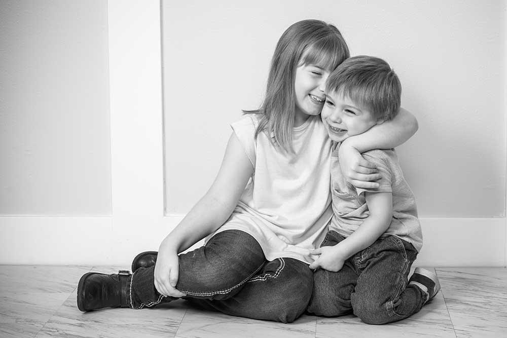 Portrait Studio Children Photographer