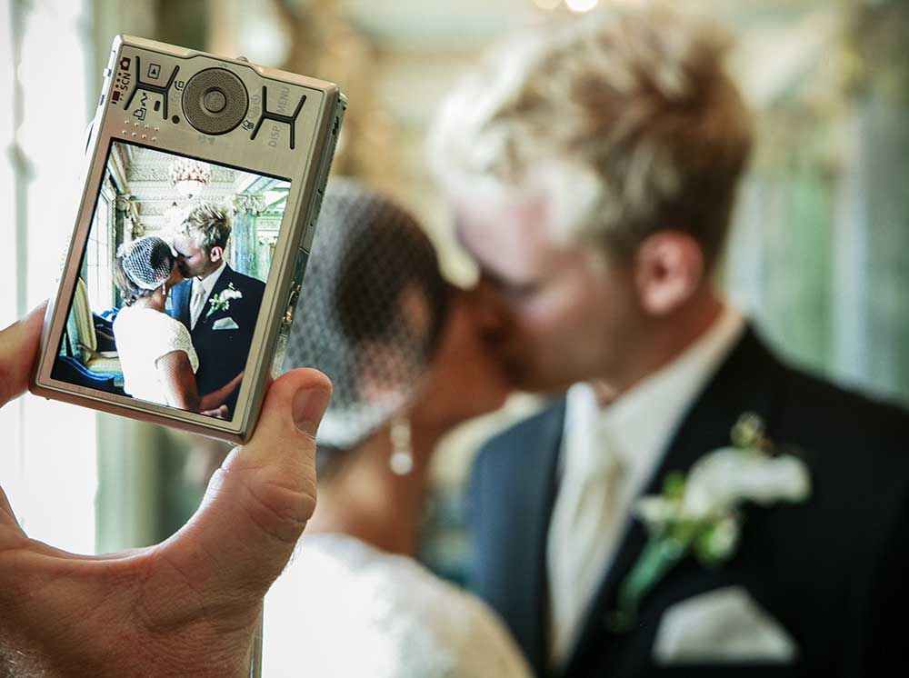 Experienced Wedding Photographer
