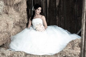 Country Bridal Photographer