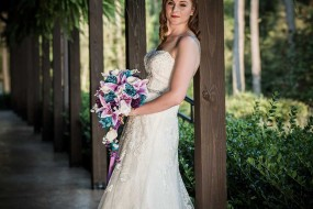Outdoor Location Bridal Photographer