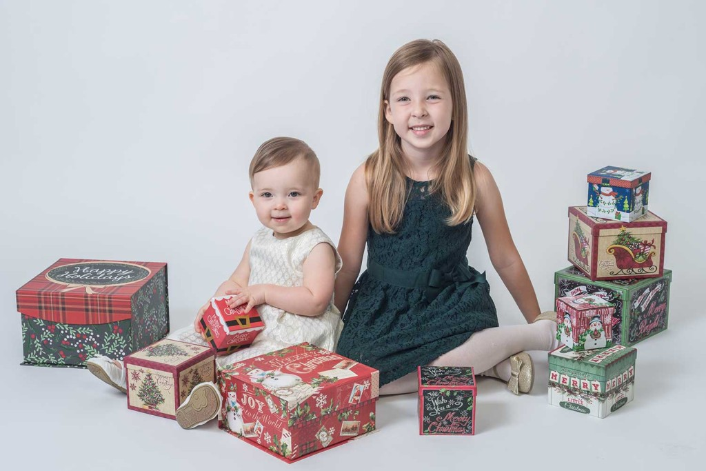 Christmas Holiday Family & Children Photographer