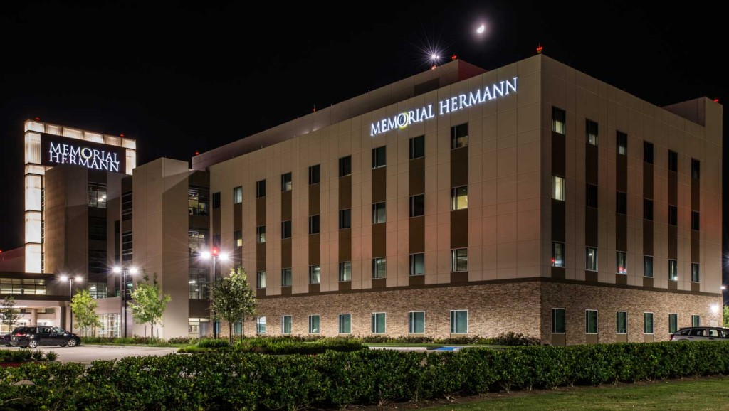 Herman Hospital Photography