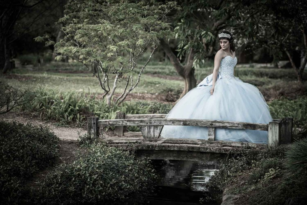 Houston Quinceanera Photography at Herman Park