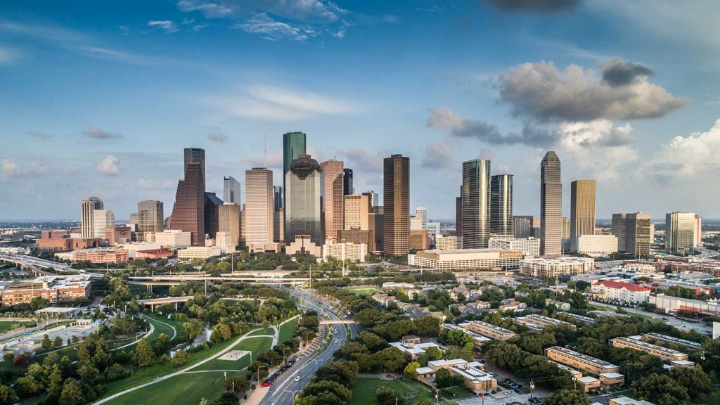 Houston Aerial photography and videography